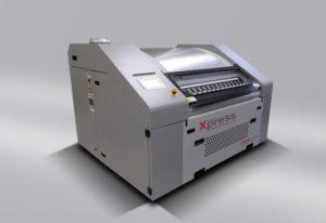 FGFP nyloflex® Xpress Thermal Processor